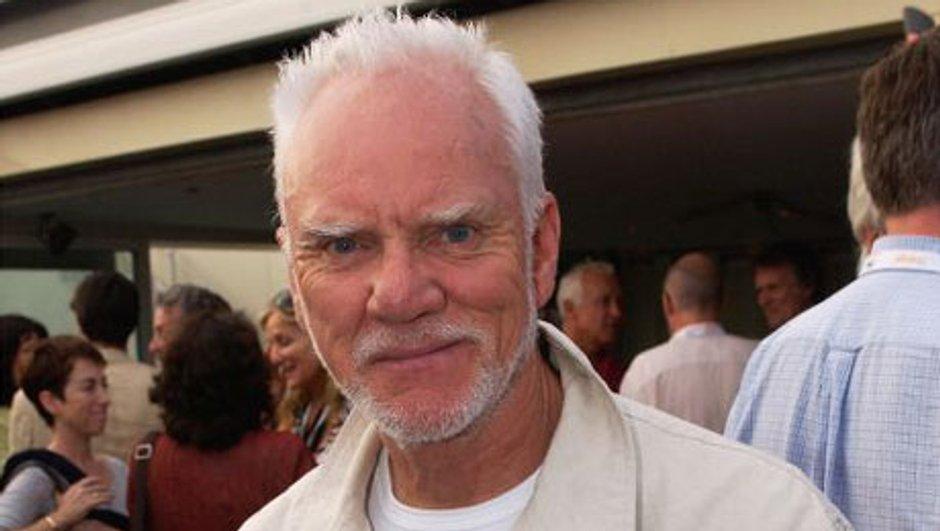 Malcolm McDowell en Guest star dans Mentalist !
