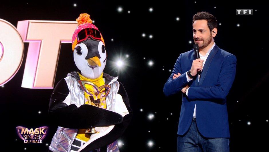 Révélation - Qui est Manchot, grand gagnant de Mask Singer ?