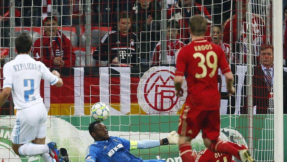 L'OM est éliminé par le Bayern Munich de la Ligue des Champions