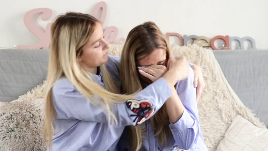 Manon et Anaïs en pleurs, découvrez pourquoi !