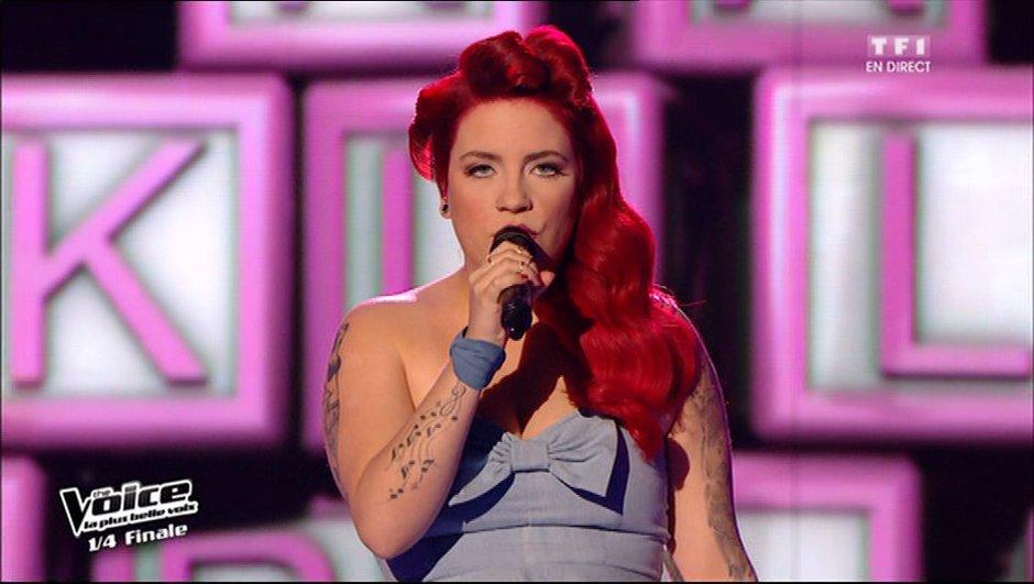 The Voice 3 - Amir, Manon : Jenifer nous présente son duo final en vidéos !