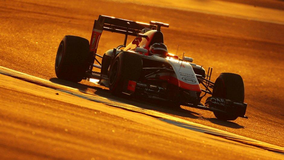 F1 : Manor avec des moteurs Mercedes en 2016
