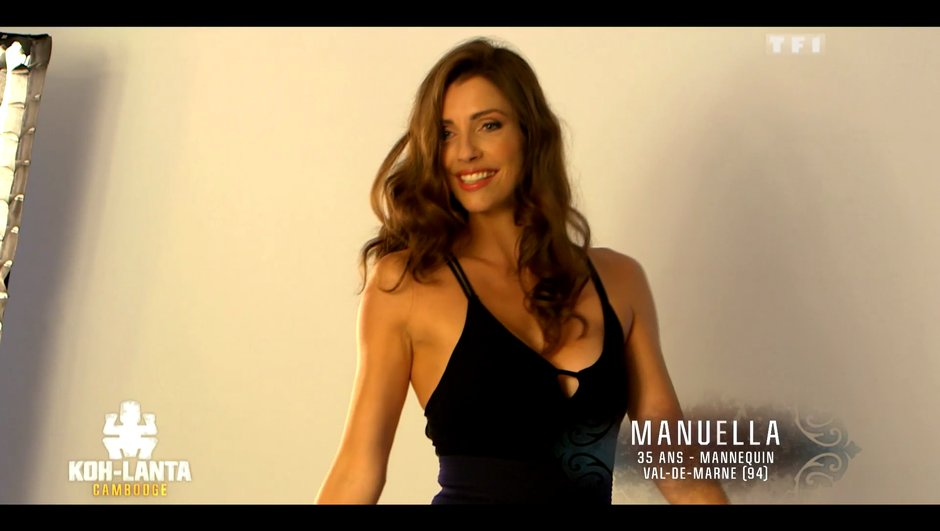 Qui est Manuella, nouvelle aventurière de l'émission ?