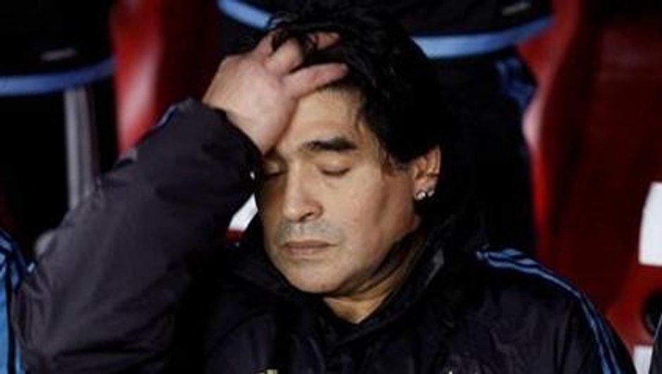 "Maradona : ""Je n'ai pas pris de drogues depuis six ans"""