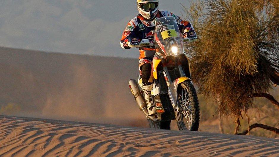 Dakar 2014 - 9e étape Moto : Coma accentue son avance