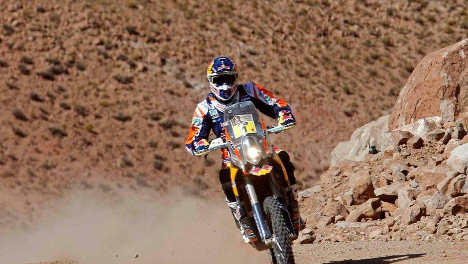 Dakar 2015 - 10e étape : Al-Attiyah et Coma foncent vers la victoire finale