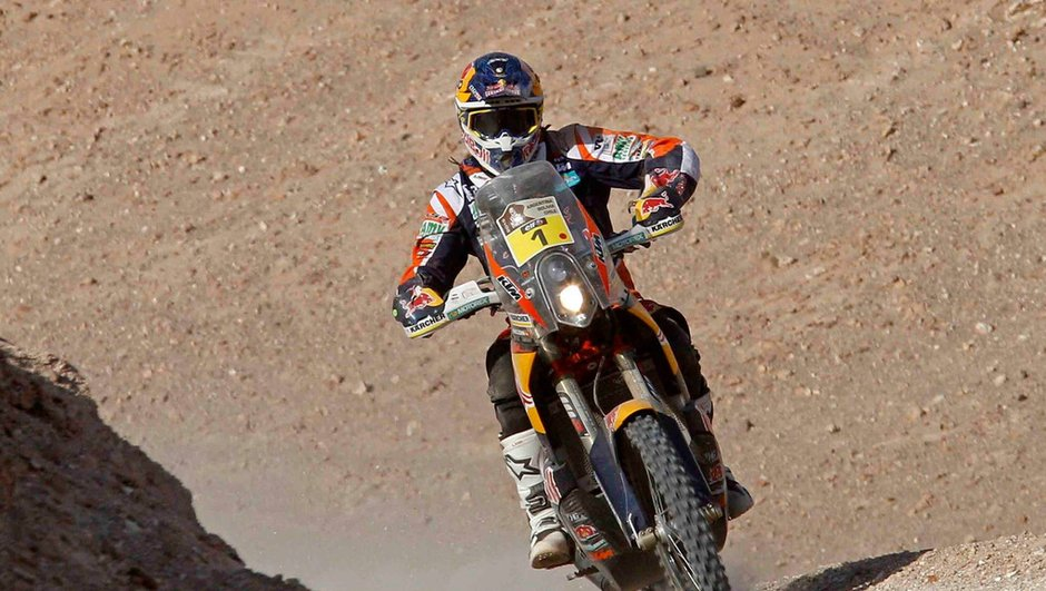 Dakar 2015 - 8e étape Moto : Coma émerge dans le chaos, Barreda perd gros