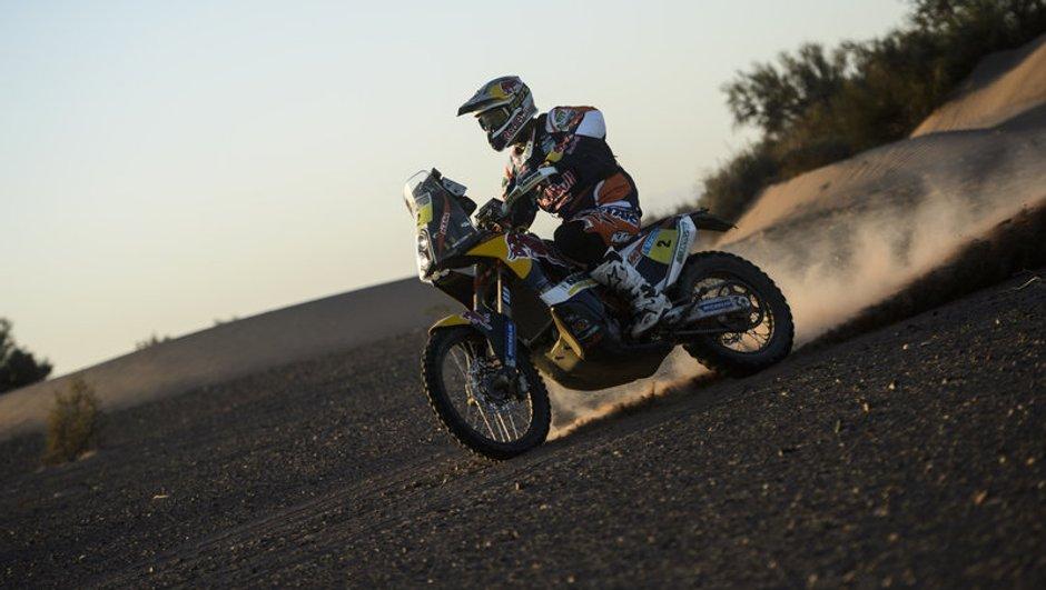 Dakar 2014 - 5e étape Moto : Marc Coma prend le large