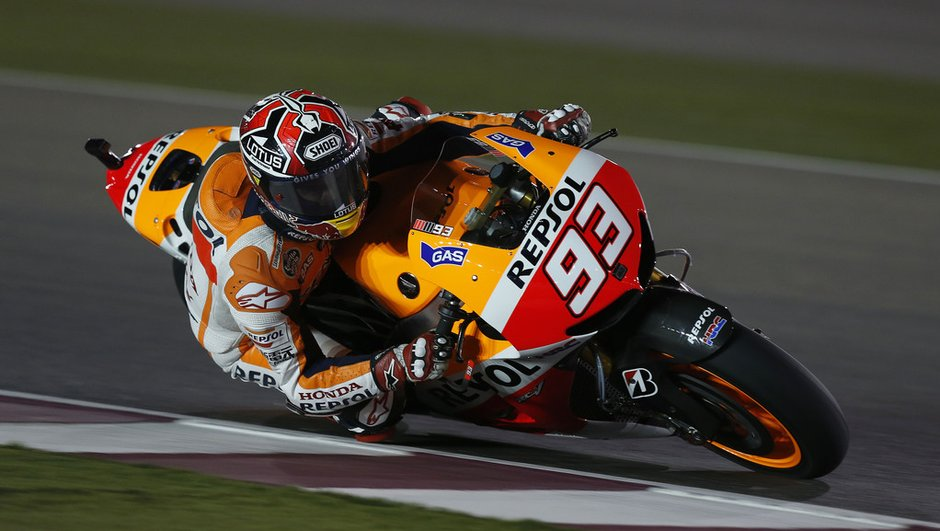 MotoGP - Qualifications Austin : Eblouissant Marquez !