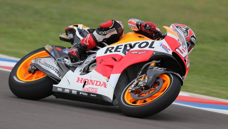 MotoGP - Essais 2 Jerez 2014 : Marquez reprend l'avantage