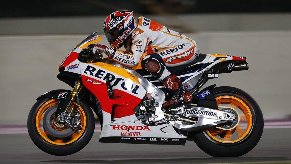 MotoGP 2014 - Essais 1 Austin : Marc Marquez marque son terrain