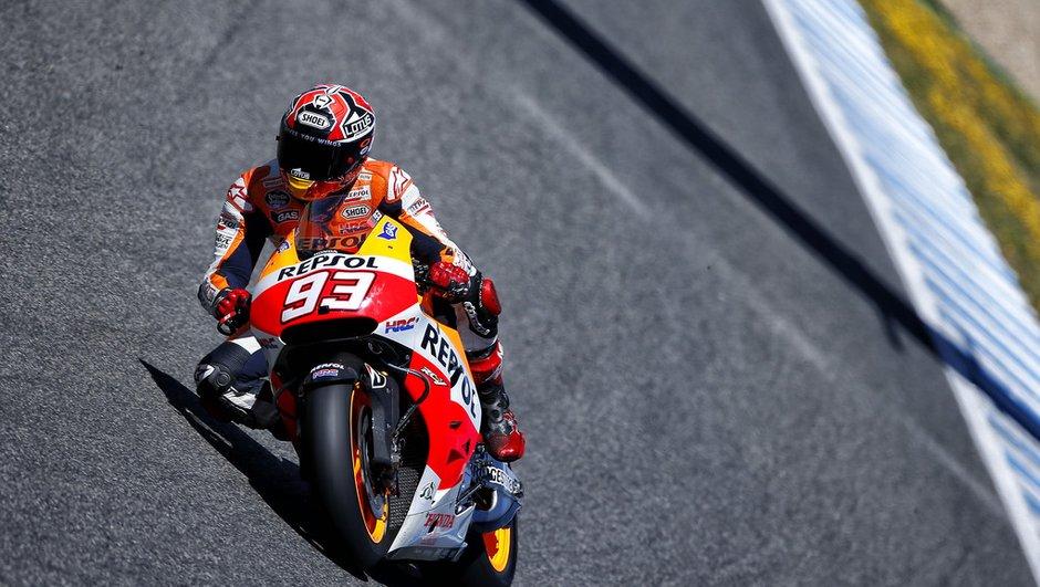 MotoGP - Le Mans 2014 : Marquez domine les essais du vendredi