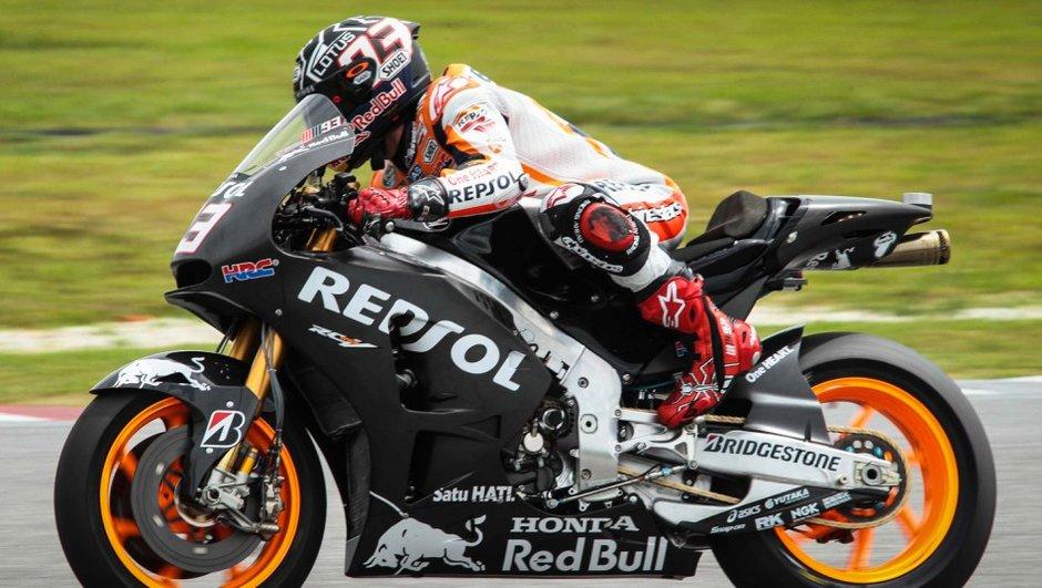 MotoGP 2015 - Essais de Sepang J1 : Marquez déjà dans le rythme