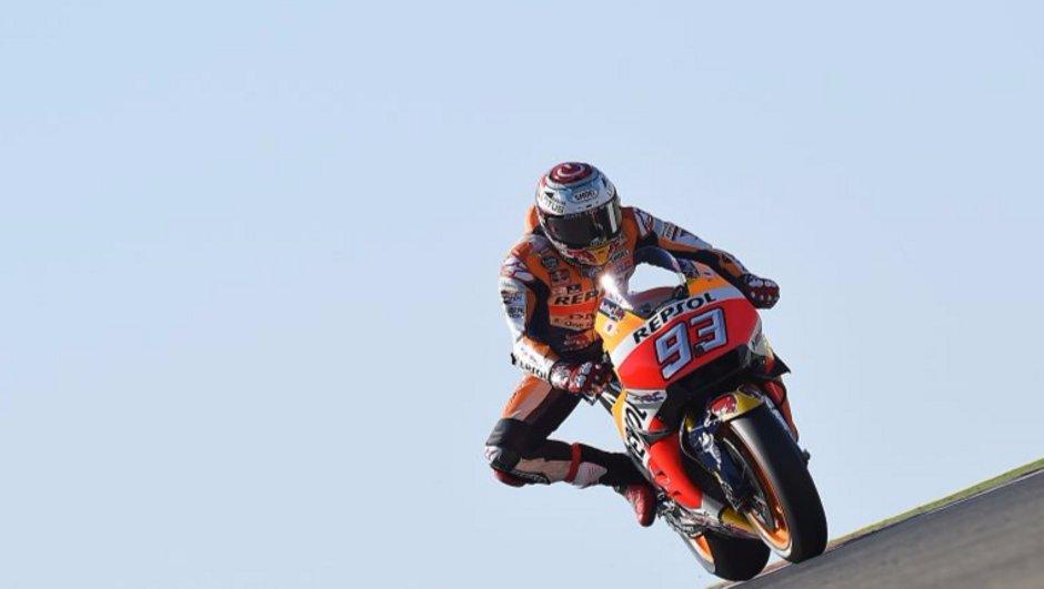 MotoGP – Grand Prix d'Aragon 2016 : Vainqueur, Marquez a encore fait le show
