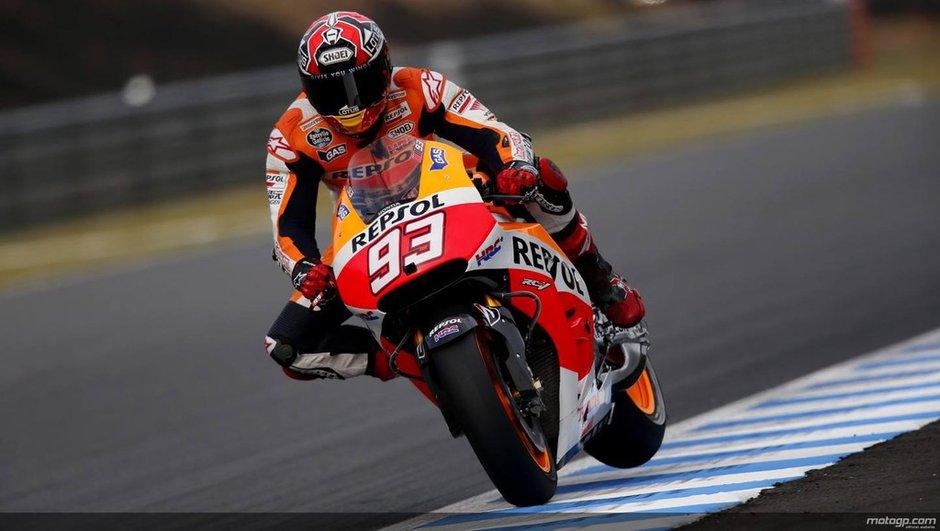MotoGP - Japon 2014 : Marquez remporte son deuxième titre