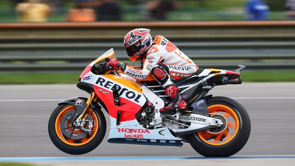MotoGP - Indianapolis 2014 : Marquez reçu à 10/10, qui rejoint Agostini et Doohan !