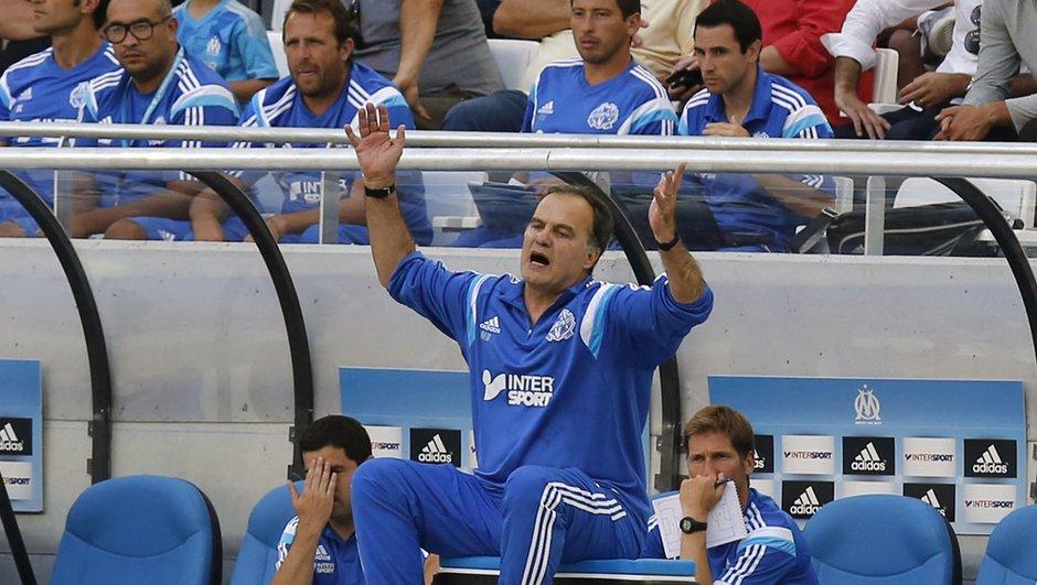 Ligue 1 : L'OM chute à domicile, les Verts prennent la tête