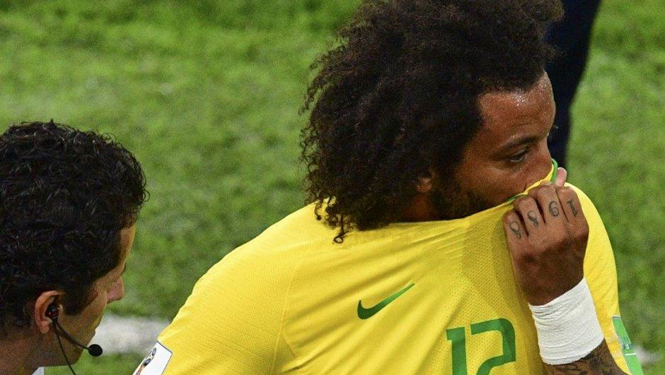 Le Brésil privé de Marcelo face au Mexique