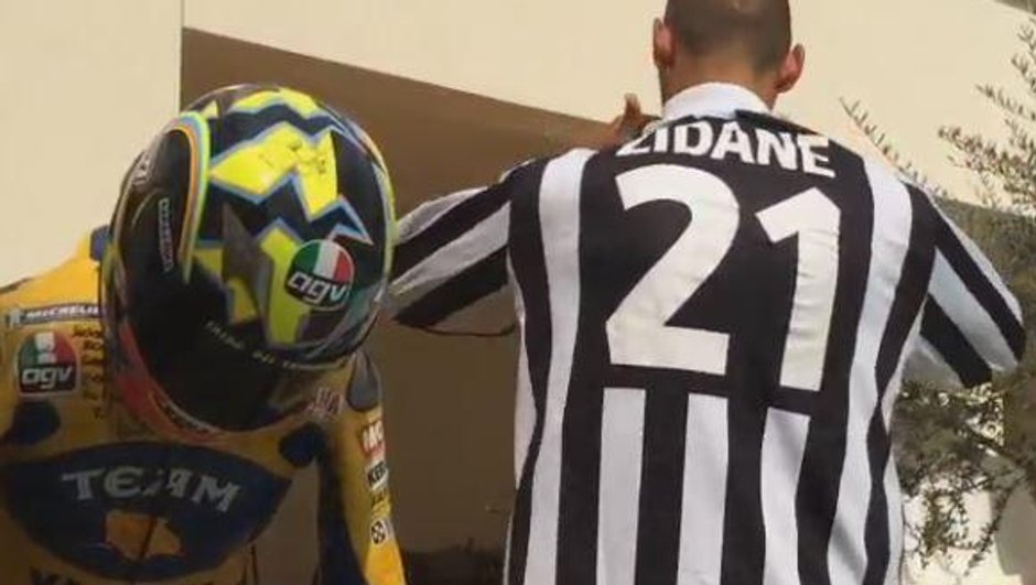 Vidéo insolite : Materazzi relève le Ice Bucket Challenge et nomine Zidane !