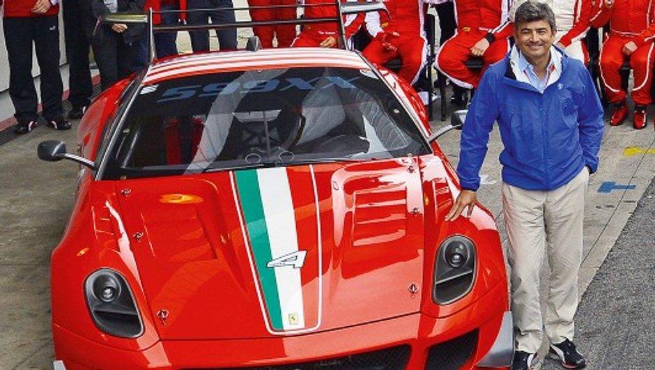 F1 2014 : Stefano Domenicali quitte Ferrari, remplacé par Marco Mattiacci