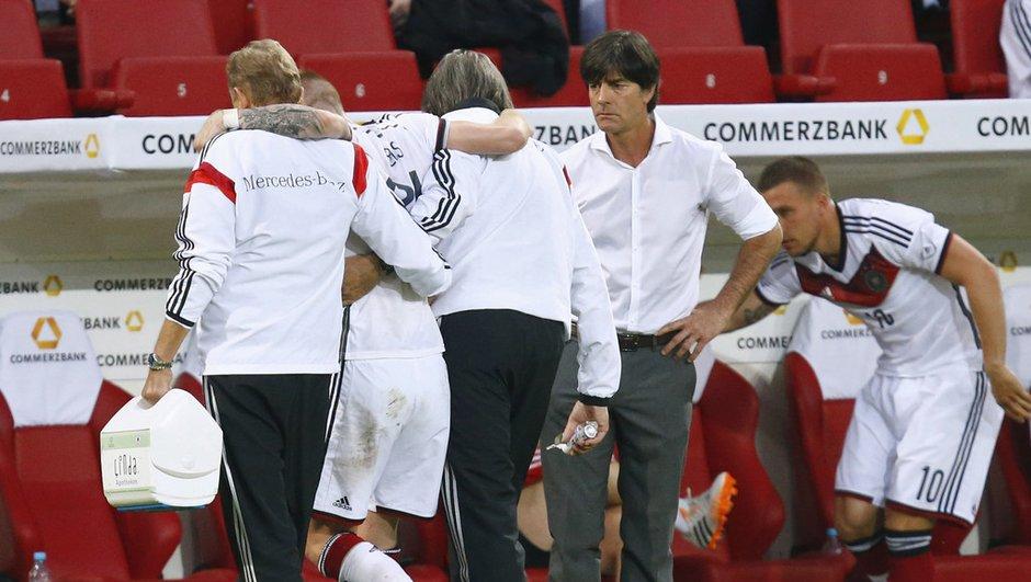 Coupe du monde - Allemagne : Marco Reus forfait