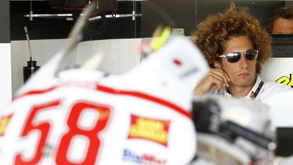 MotoGP - GP de Malaisie 2016 : le vibrant hommage de Rossi et Marquez à Simoncelli