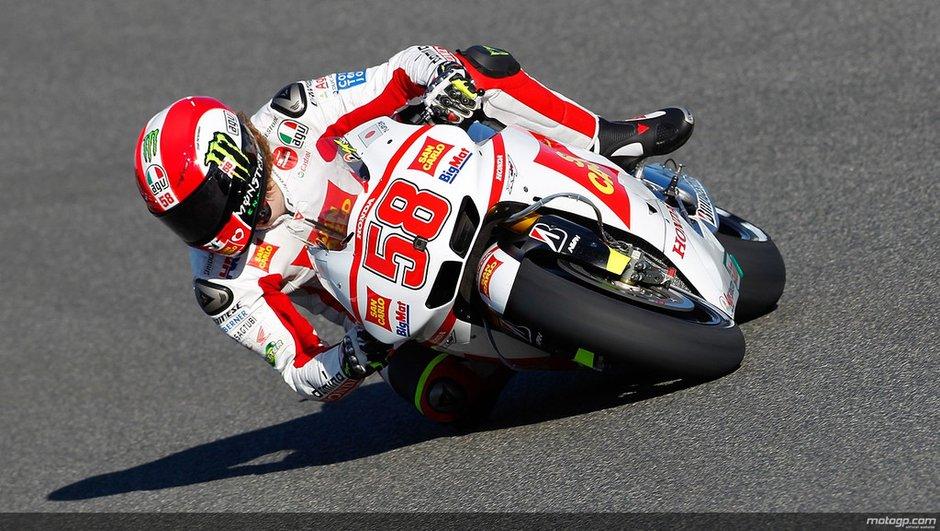 Moto GP : Simoncelli en tête aux essais à Mugello