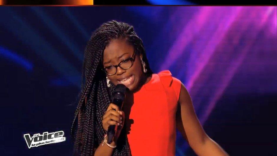 """The Voice 3 : Jenifer a A-D-O-R-E Margie sur """"L-O-V-E"""" de Nat King Cole !"""