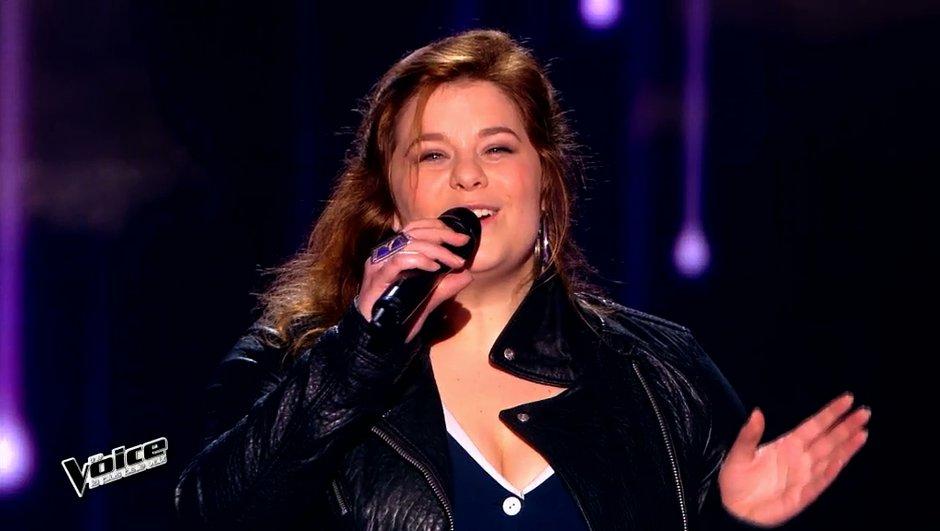 The Voice 4 - VIDEO : Mariana Tootsie entre dans le merveilleux monde de Florent Pagny