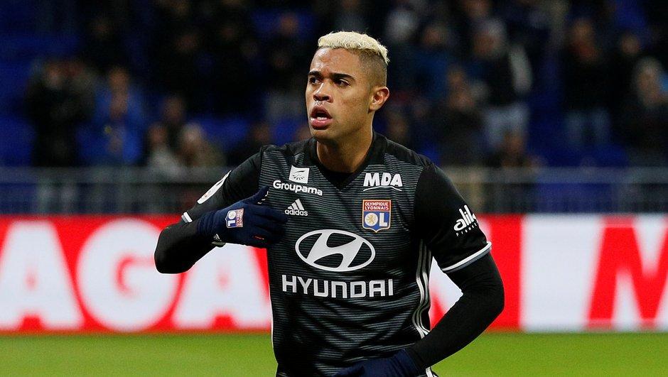 """Diaz : """"Je me bats au maximum pour aider Lyon"""""""