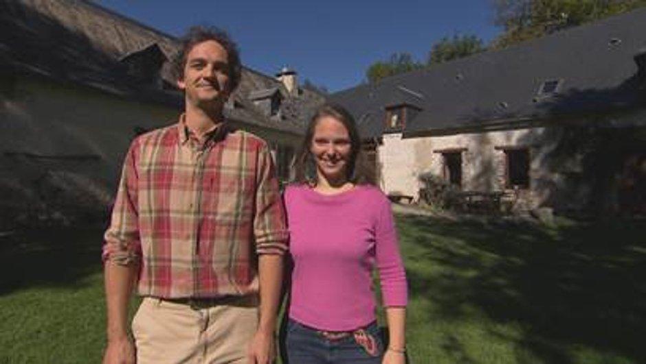 Marie et Geoffroy, les candidats du jeudi !