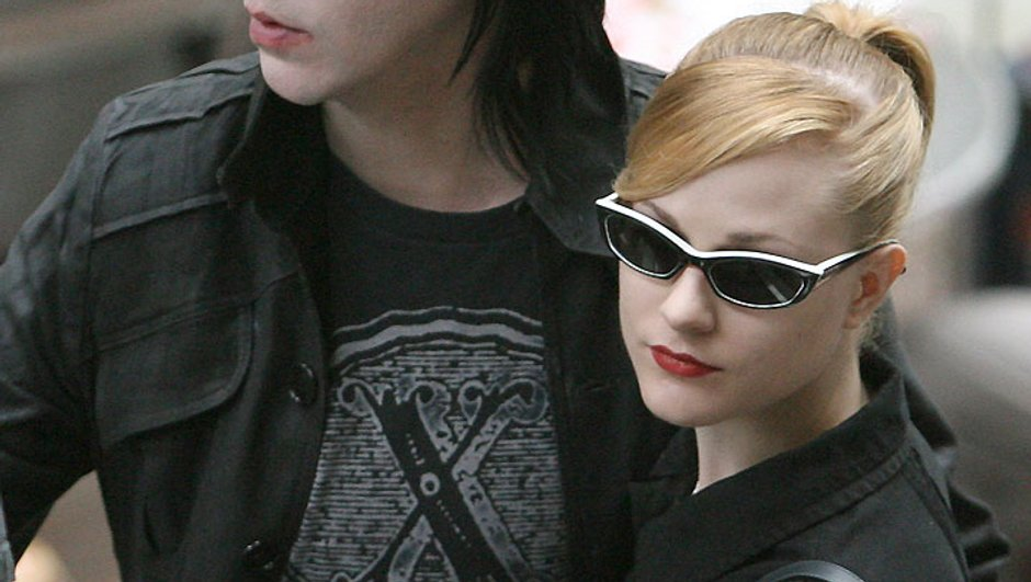 Marilyn Manson : mariage en vue avec Evan Rachel Wood ?