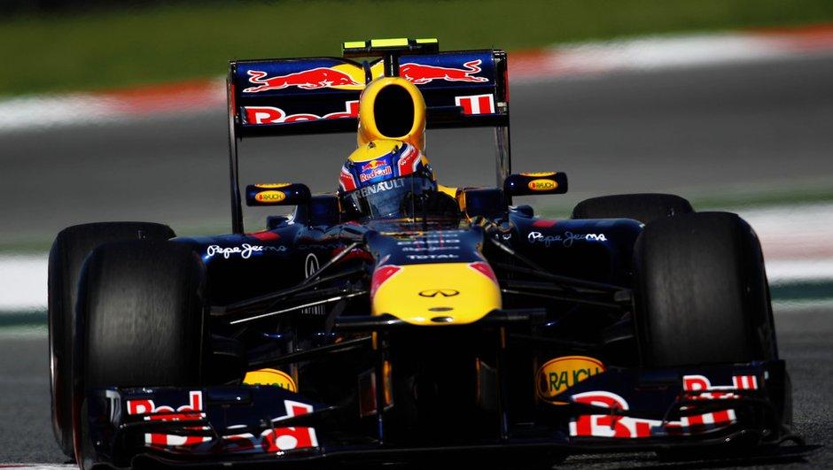 F1 - Espagne : Webber toujours, Hamilton aux talons