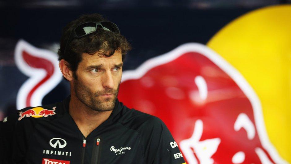 F1 : Mark Webber prolonge chez Red Bull en 2013