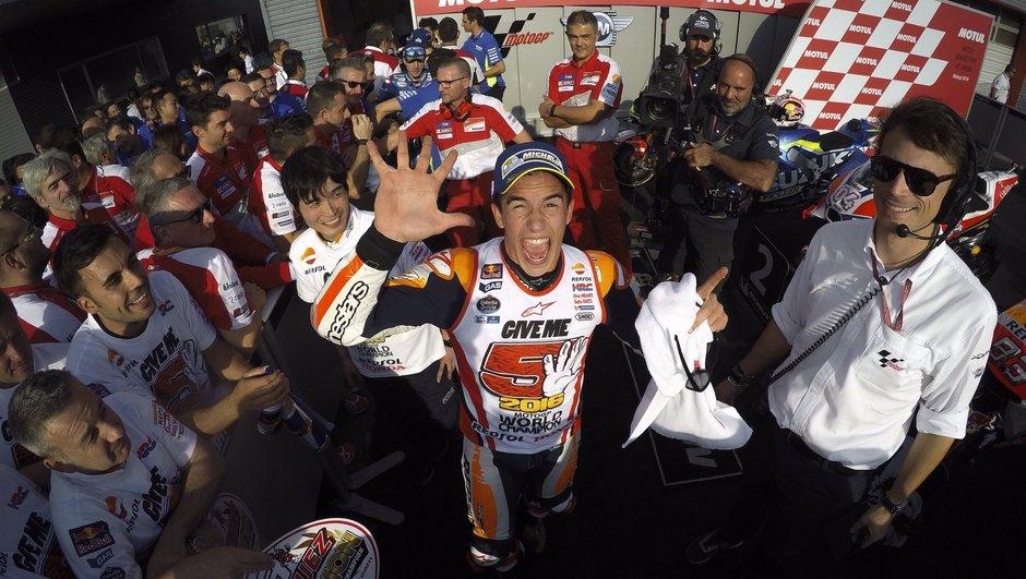MotoGP : Marc Marquez, le début d'une légende ?
