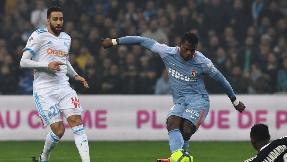 Ligue 1 : Marseille freiné par Monaco