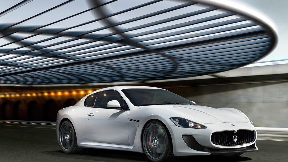 Mondial de l'Auto 2010 : découvrez la nouvelle Maserati GranTurismo MC Stradale