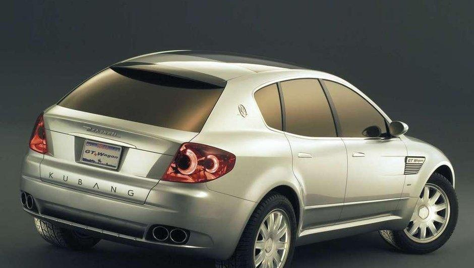 Le Maserati SUV sera produit aux États-Unis !