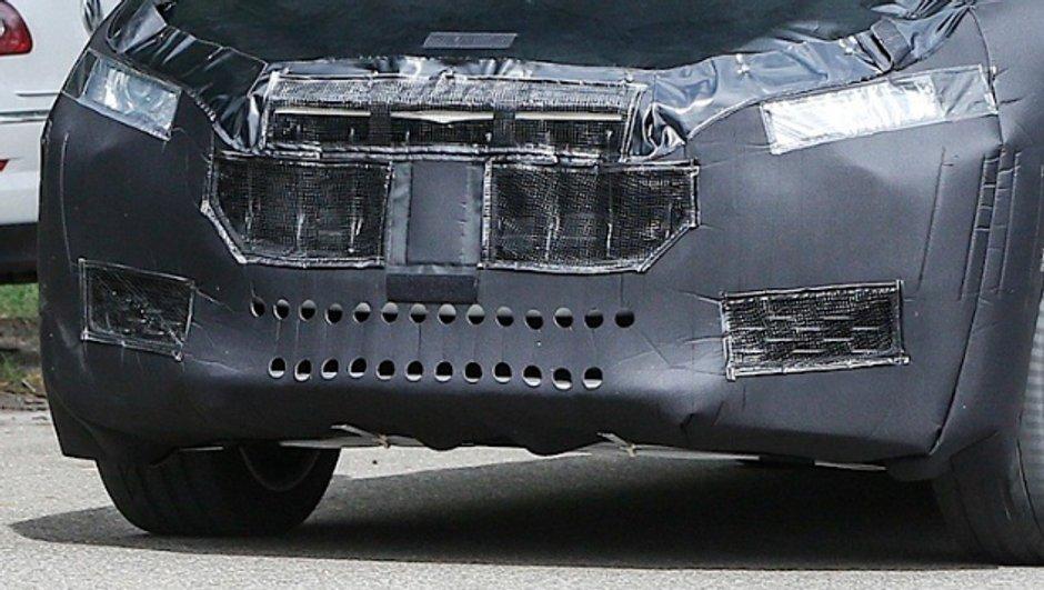 Maserati Levante 2016 : le futur SUV en photos scoop