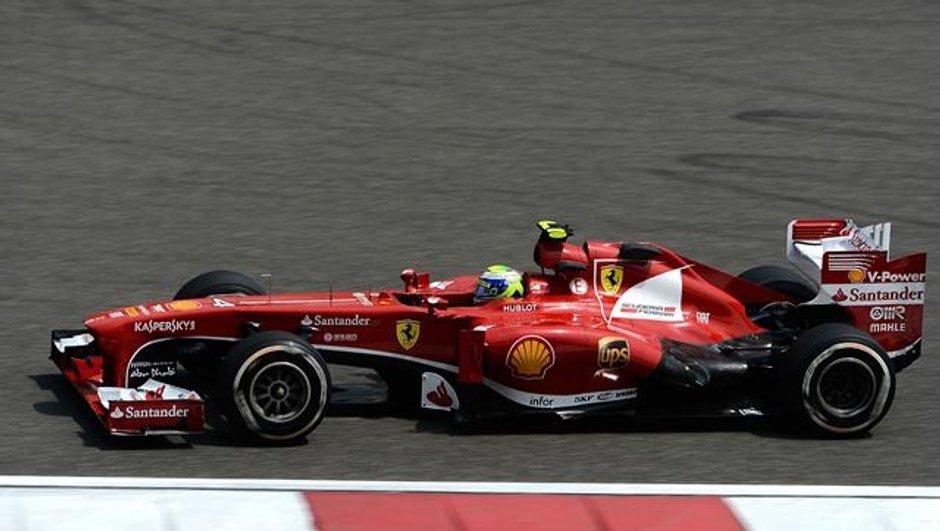 F1 - Essais 3 GP d'Espagne : Felipe Massa de peu devant Kimi Raïkkonen