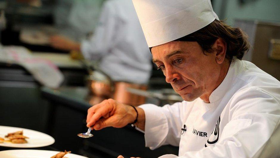 Xavier de MasterChef en cuisine avec Laurent Mariotte - Les petits plats dans les grands
