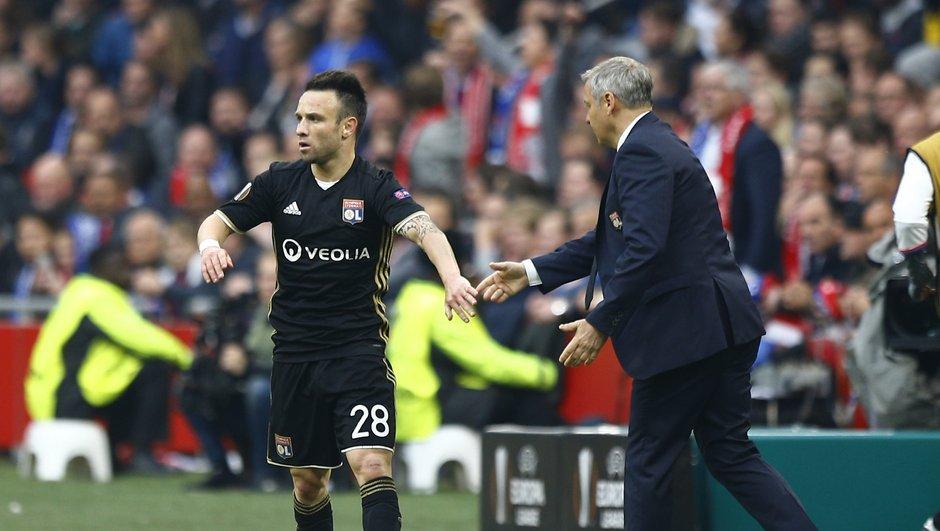 Mercato - OL : Selon Yahoo Sport, Valbuena serait invité à quitter Lyon