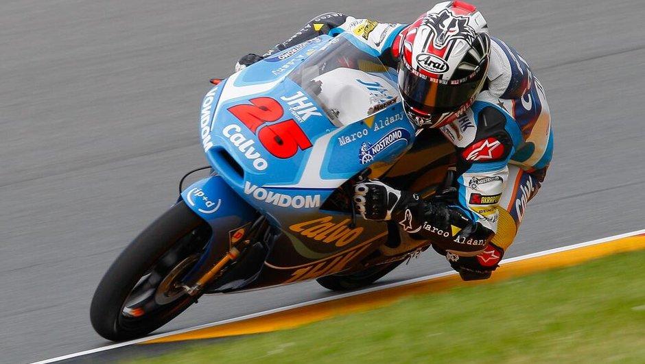 Moto3 - Essais 2 Brno 2013 : Vinales de nouveau le plus rapide