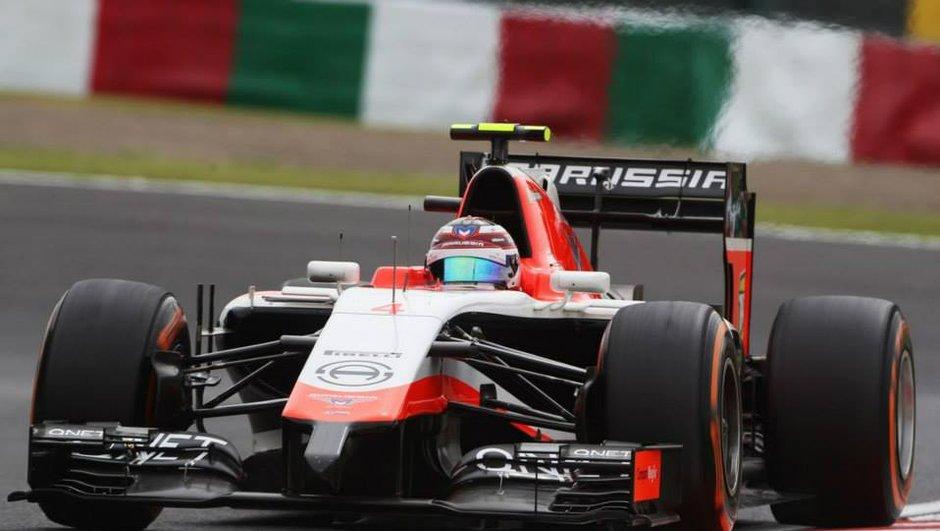 F1 2015 : Marussia se défend suite aux attaques de Force-India