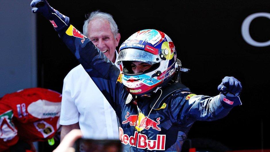 F1 - GP d'Espagne 2016 : Red Bull sous le choc après la victoire de Max Verstappen