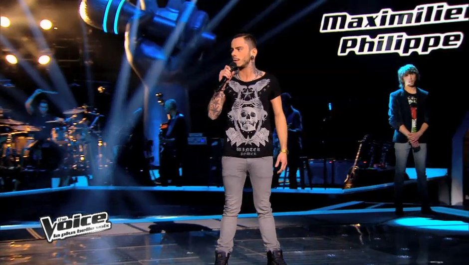 The Voice 3 : Maximilien et Flo iront aux grands shows en direct (REPLAY)