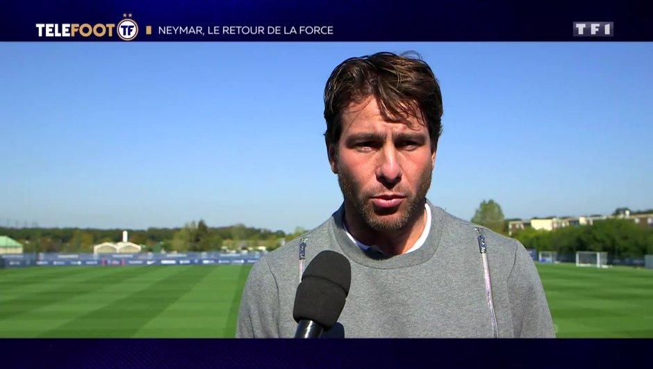 """[EXCLU Téléfoot – 07/10] - Maxwell évoque le début de saison canon de Neymar : """"Il n'a rien à prouver à personne"""""""