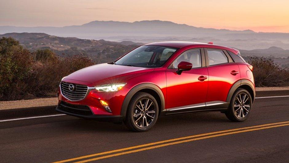 Une flopée de nouveautés Mazda au Salon de Genève 2015
