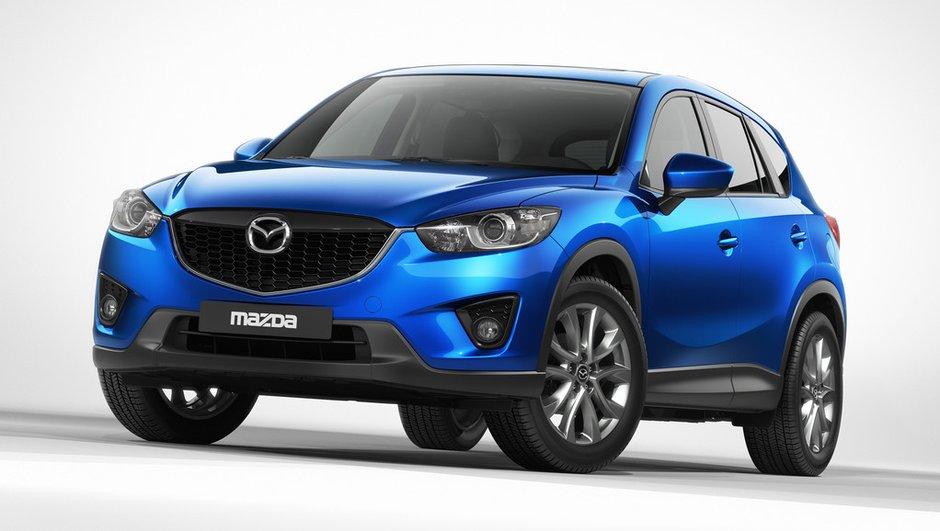 Salon de Francfort 2011 : Mazda CX-5, crossover tueur de Qashqai