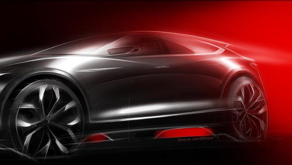 Mazda dévoile le Koeru, son nouveau crossover